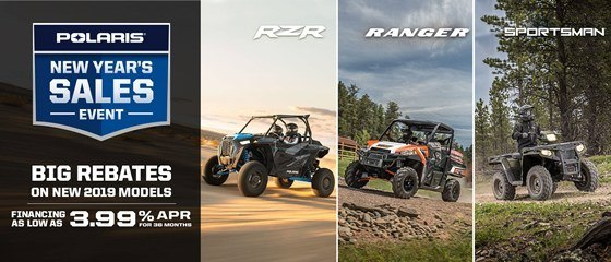 Polaris - New Year's Sales Event